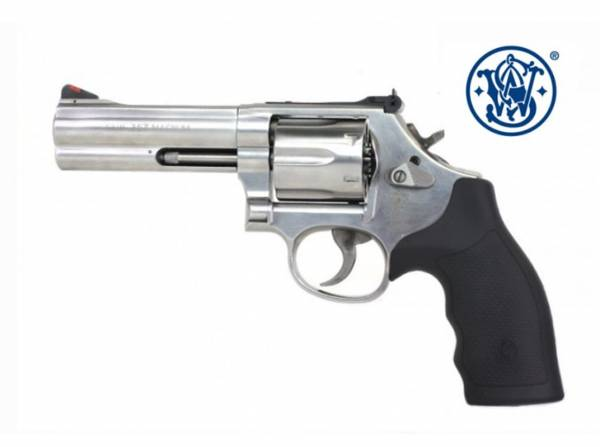 The Smith & Wesson 686