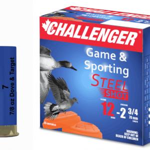 Challenger® 12 GA Dove & Target Steel Shot