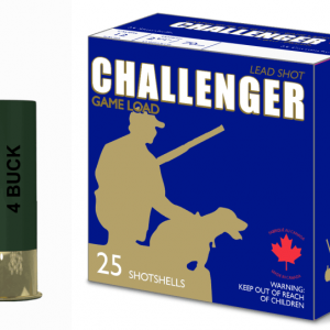 Challenger® 12 GA Coyote Buckshot