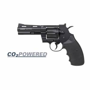 "Diana Raptor CO2 Revolver 4"" .177"