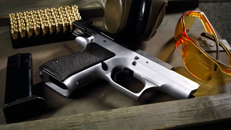 FIREARMS SAFETY  – TOP 5 MOST IMPORTANT RULES OF SAFE GUN HANDLING