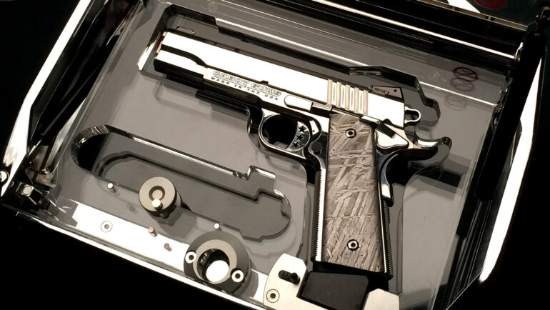1911 Pistol: Why buy the 9mm 1911?