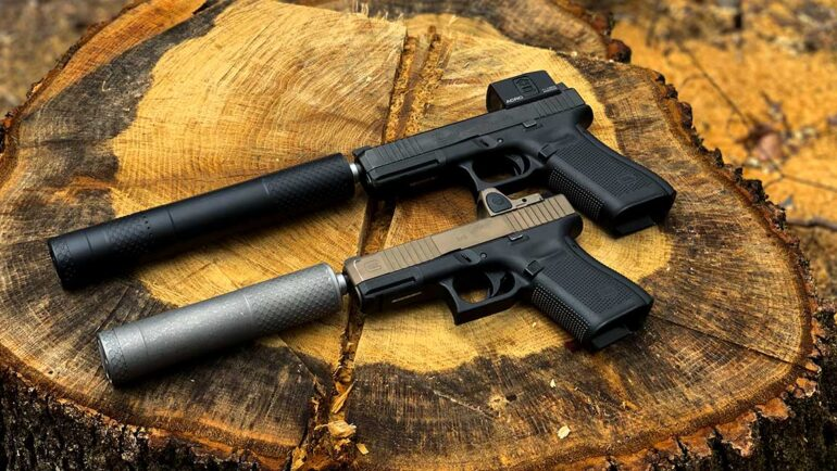 Top 5 Best 9mm Suppressors of 2020