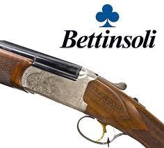 Bettinsoli Combination Shotgun 12GAX223REM (Combo Lite)