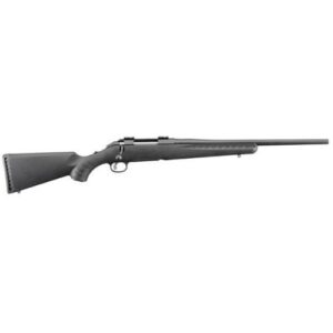 Ruger American Rifle Compact 243 Win Black Synthetic