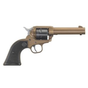 Ruger Wrangler 22 LR Single 6 Burnt Bronze Cerakote