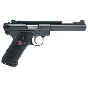 Ruger Mark III™ Target 22 LR Bull Blued 1